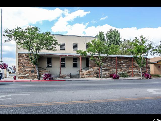 92 W Main, Vernal, UT 84078 (#1540476) :: Action Team Realty