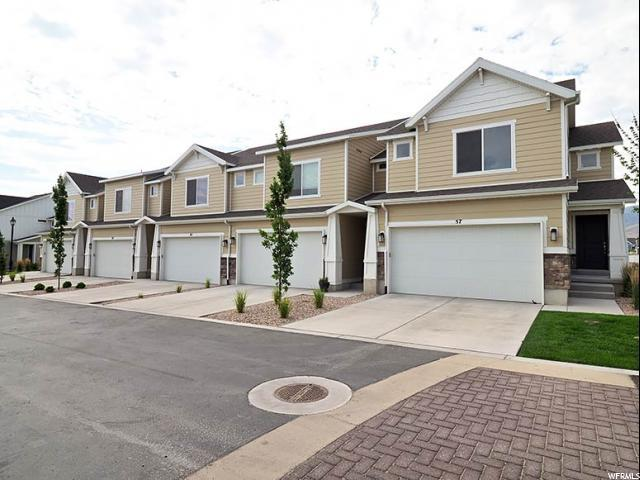 61 E Ashgrove Ln S #1096, Saratoga Springs, UT 84045 (#1540517) :: Big Key Real Estate