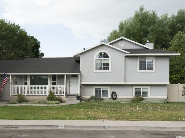 804 S 1730 W, Orem, UT 84058 (#1540529) :: Eccles Group