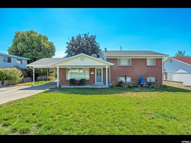 7146 S 2155 E, Cottonwood Heights, UT 84121 (#1540541) :: Colemere Realty Associates