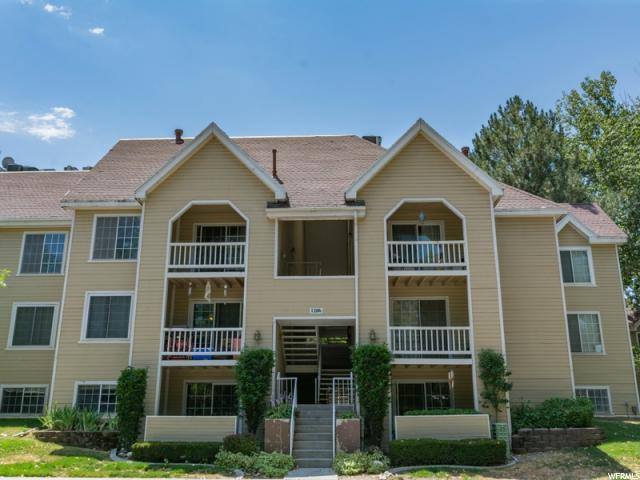 1206 E Waterside S #10, Cottonwood Heights, UT 84047 (#1540580) :: Action Team Realty