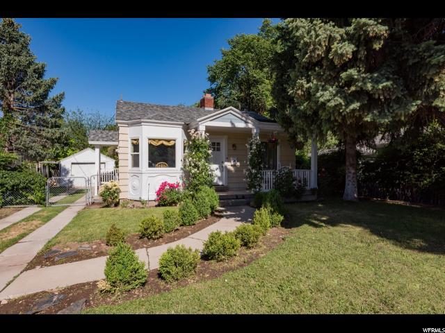 3358 S 2000 E, Millcreek, UT 84109 (#1540624) :: Colemere Realty Associates