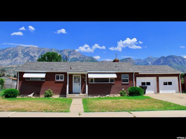 543 S 560 E, Orem, UT 84097 (#1540641) :: Bustos Real Estate | Keller Williams Utah Realtors