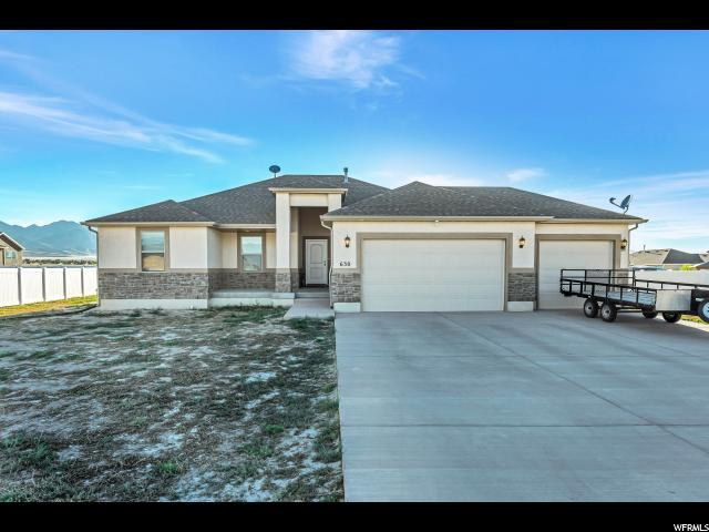 630 Saddle Rd #701, Grantsville, UT 84029 (#1540674) :: Red Sign Team