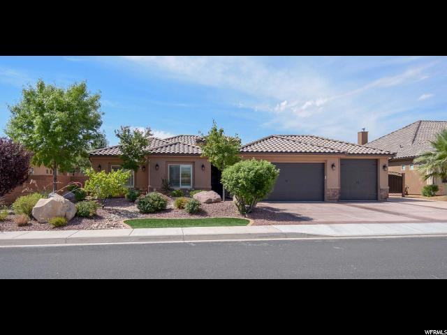 4147 W 2700 S, Hurricane, UT 84737 (#1540676) :: The Fields Team