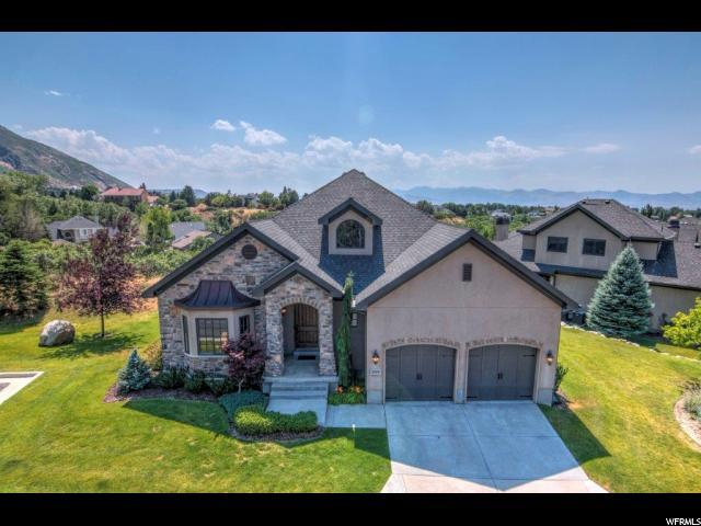 3108 E Scenic Valley Ln S, Sandy, UT 84092 (#1540684) :: The Fields Team