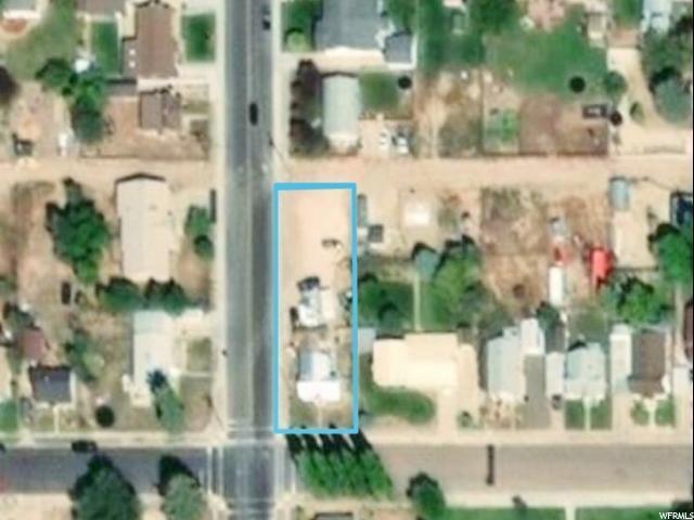 409 N 400 E, Roosevelt, UT 84066 (#1540720) :: Red Sign Team