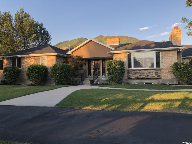1347 E Bent Pine Cv E, Draper, UT 84020 (#1540740) :: Big Key Real Estate