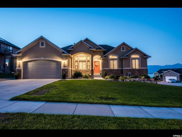 213 W Columbine Cir, Saratoga Springs, UT 84045 (#1540758) :: Big Key Real Estate