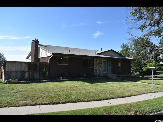 263 N Oak Leaf Dr E, North Salt Lake, UT 84054 (#1540759) :: Action Team Realty