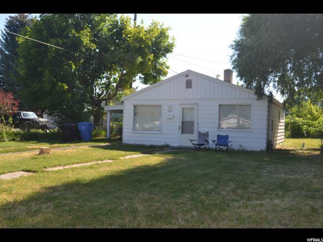 420 N 500 W, Logan, UT 84321 (#1540763) :: RE/MAX Equity