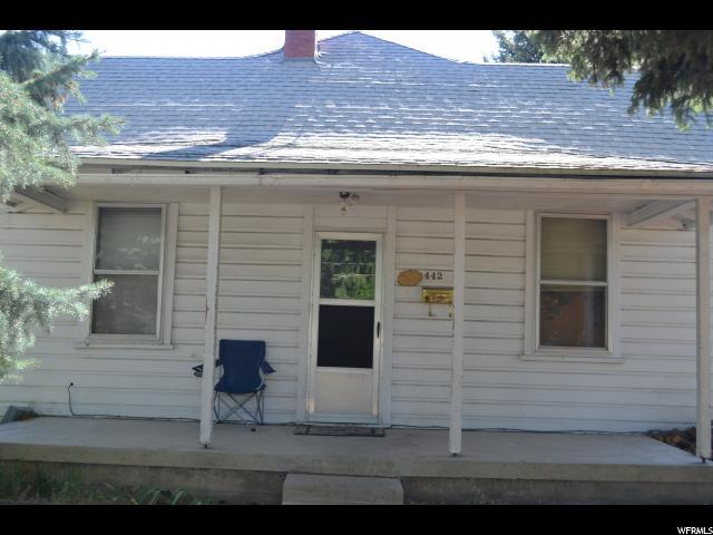 442 N 500 W, Logan, UT 84321 (#1540764) :: RE/MAX Equity