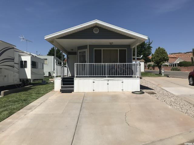 1150 W Red Hills Parkway #63, Washington, UT 84780 (#1540779) :: Colemere Realty Associates