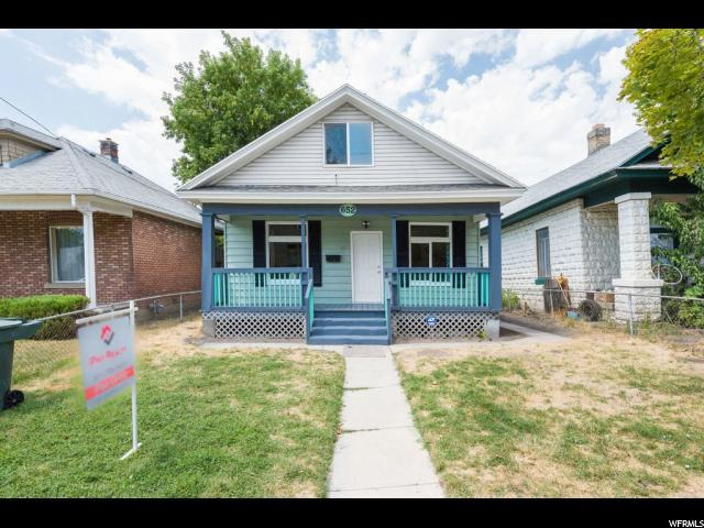 652 S 800 W, Salt Lake City, UT 84104 (#1540802) :: RE/MAX Equity