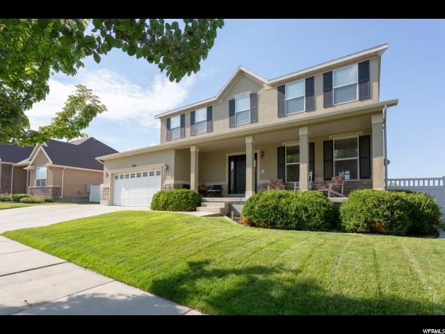 5142 W Crimson Patch Way S, Herriman, UT 84096 (#1540818) :: Action Team Realty