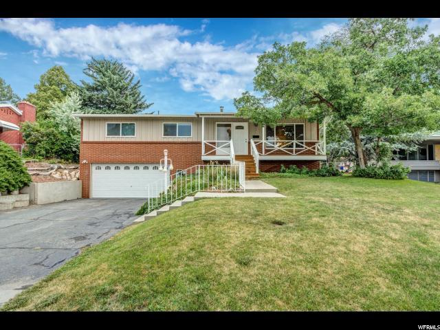 4373 S 2950 E, Holladay, UT 84124 (#1540822) :: Colemere Realty Associates