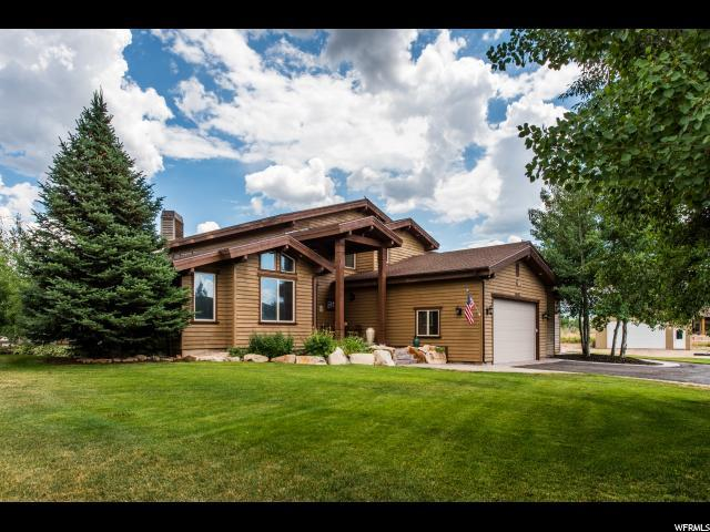 1685 S Wild Rose Dr, Francis, UT 84036 (MLS #1540860) :: High Country Properties