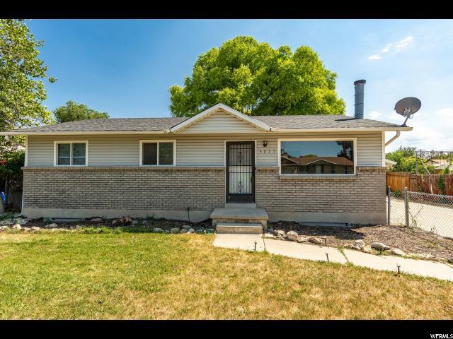 4055 W Scorpio Dr, Kearns, UT 84118 (#1540870) :: Action Team Realty