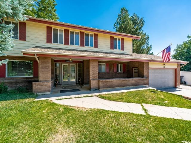 761 Vista Dr, South Ogden, UT 84403 (#1540872) :: Exit Realty Success