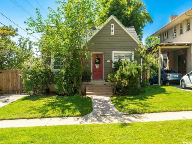 23 N K St E, Salt Lake City, UT 84103 (#1540895) :: Red Sign Team