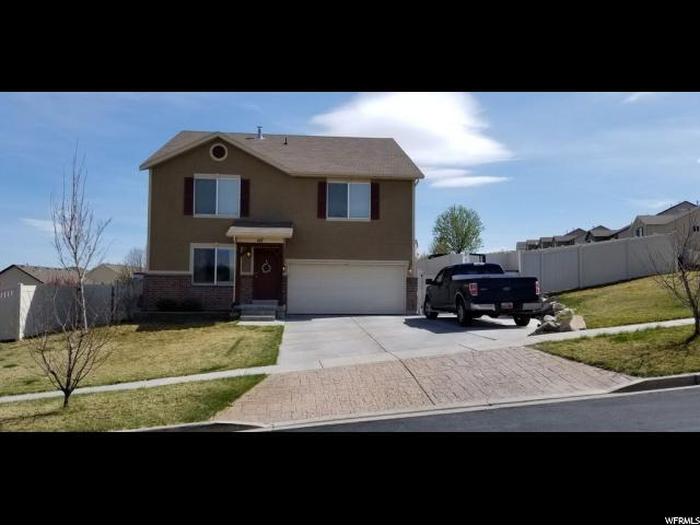 147 W Kestrel Dr S, Saratoga Springs, UT 84045 (#1540918) :: Big Key Real Estate