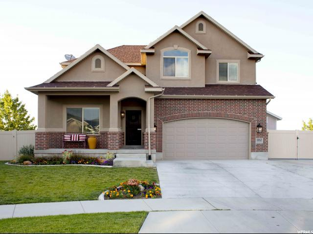 4062 W Shady Plum Way S, South Jordan, UT 84009 (#1540941) :: Action Team Realty