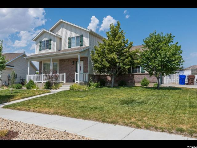 2159 E Winter Way, Eagle Mountain, UT 84005 (#1540948) :: Red Sign Team