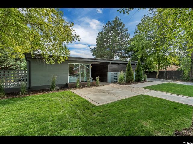 2790 E Juniper Way S, Holladay, UT 84117 (#1540989) :: Colemere Realty Associates