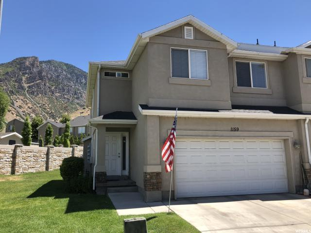 1159 S 1410 E, Provo, UT 84606 (#1540997) :: Big Key Real Estate