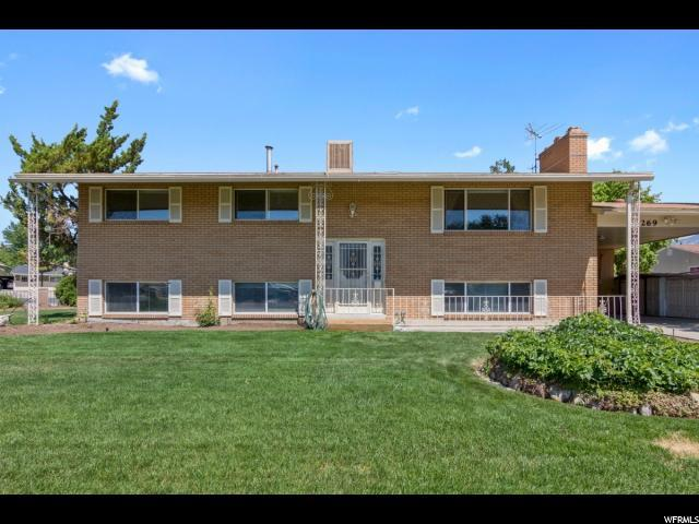 269 S 300 E, Orem, UT 84058 (#1541048) :: Eccles Group