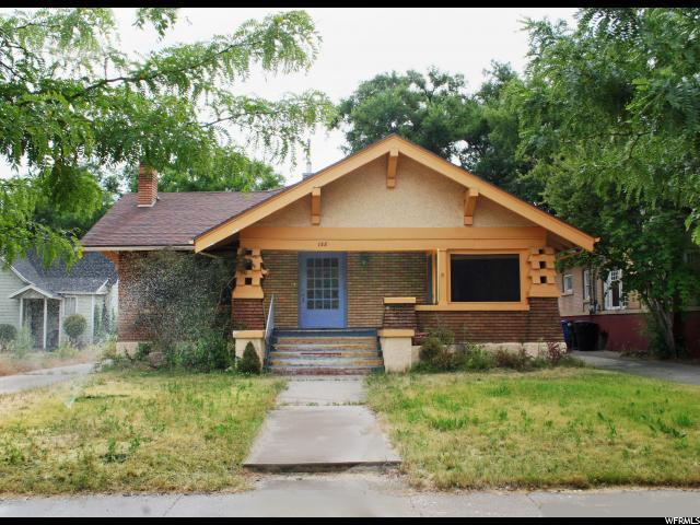 158 N 200 St W, Logan, UT 84321 (#1541052) :: RE/MAX Equity