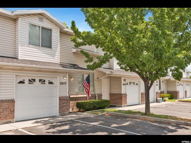 3077 S Springside Ct W, West Valley City, UT 84119 (#1541057) :: Red Sign Team