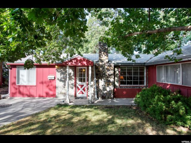 5800 S Wasatch Blvd, Holladay, UT 84121 (#1541058) :: Colemere Realty Associates