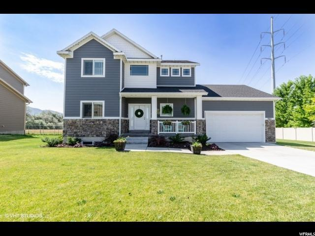 982 Mountain Shadow Dr., Layton, UT 84041 (#1541083) :: Exit Realty Success
