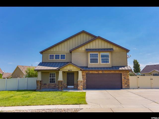 6673 W Meadow Farm Dr, West Valley City, UT 84128 (#1541094) :: Colemere Realty Associates