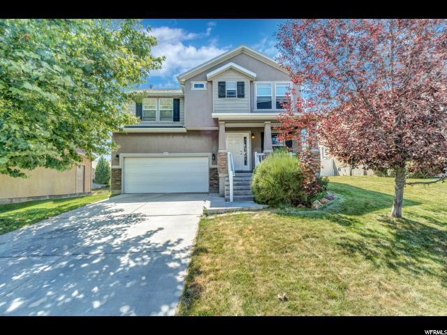 13212 S Woods Park Dr, Herriman, UT 84096 (#1541105) :: Big Key Real Estate