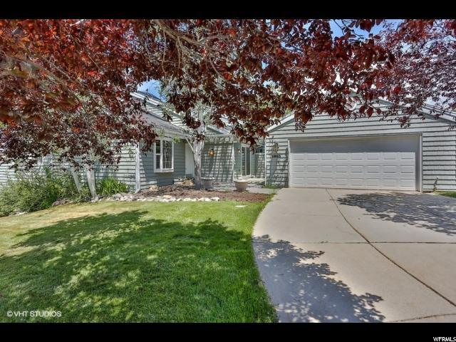 1890 S High Pointe Dr, Bountiful, UT 84010 (#1541139) :: RE/MAX Equity