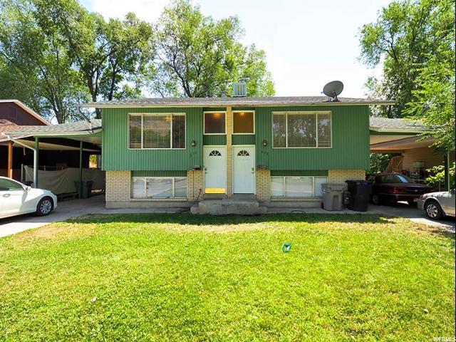 608 Swenson Ave, Springville, UT 84663 (#1541143) :: Colemere Realty Associates