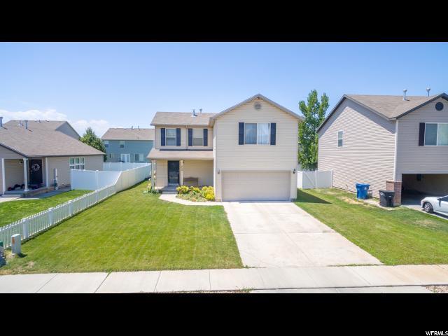 252 S 950 W, Spanish Fork, UT 84660 (#1541153) :: RE/MAX Equity