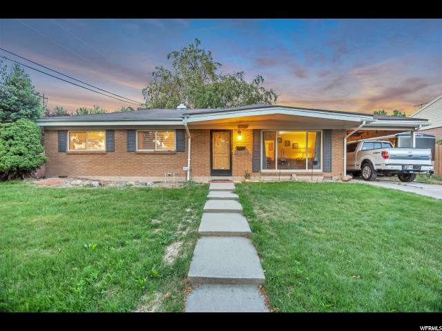 5551 S Sanford Dr, Murray, UT 84123 (#1541209) :: Exit Realty Success