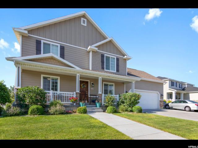 103 E Lake View Dr, Vineyard, UT 84058 (#1541227) :: Eccles Group