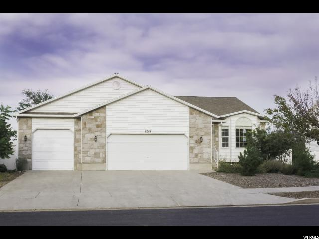 6319 S Cherry Valley Pl W, West Valley City, UT 84118 (#1541250) :: goBE Realty