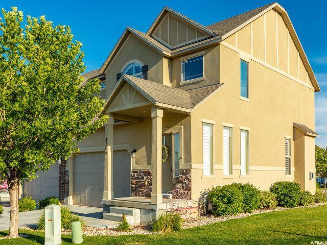 7149 W Cottage Point Dr S, West Jordan, UT 84081 (#1541259) :: Exit Realty Success