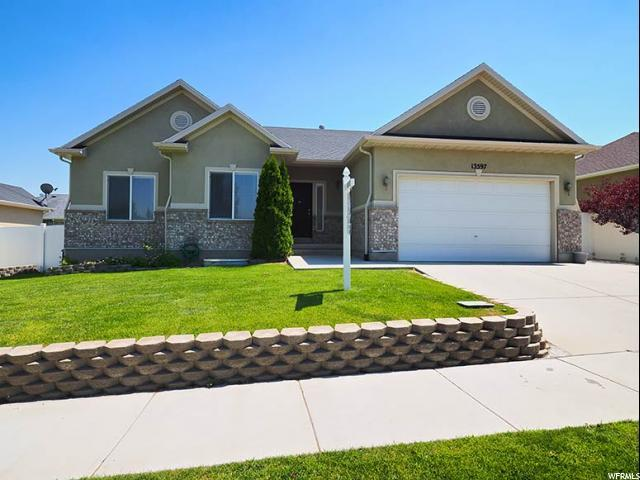 13597 Bluewing Way, Riverton, UT 84096 (#1541286) :: Bustos Real Estate | Keller Williams Utah Realtors