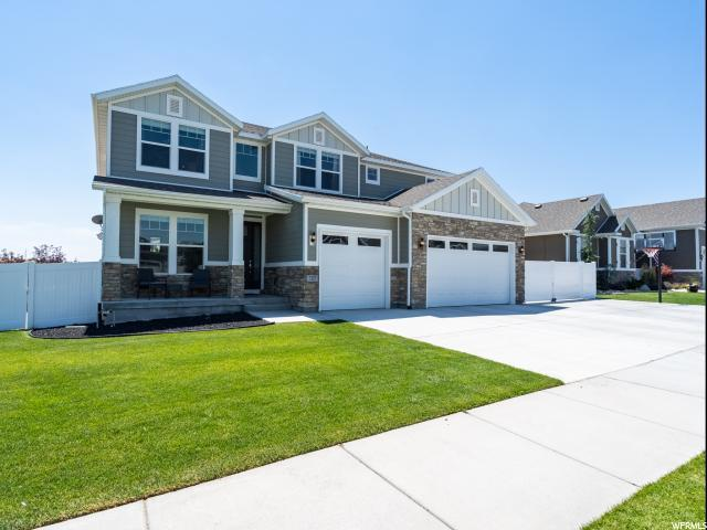 7327 W New Flaxton Ct, West Jordan, UT 84081 (#1541308) :: Colemere Realty Associates