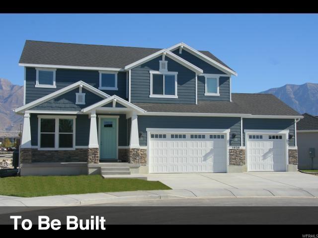 361 W 1650 S #42, Salem, UT 84653 (#1541320) :: Big Key Real Estate