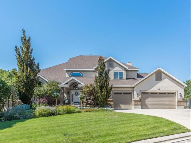 2061 E Montane Dr, Draper, UT 84020 (#1541374) :: Big Key Real Estate