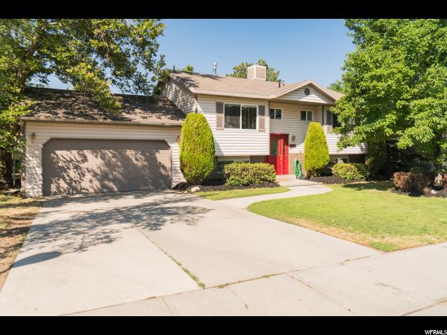 1544 E Mulberry Way S, Sandy, UT 84093 (#1541397) :: Big Key Real Estate