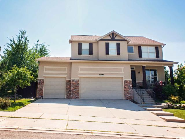 15080 S Clover Leaf Ln E, Draper, UT 84020 (#1541399) :: Big Key Real Estate