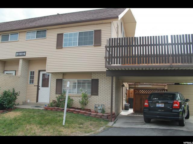 1823 Homestead Farms Ln #4, Salt Lake City, UT 84119 (#1541408) :: Big Key Real Estate